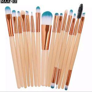 Other - 15pcs Makeup Brushes Set